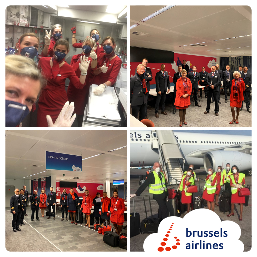 As Belgium's home carrier, we continue to contribute in bringing as much Belgians as possible back home. We can't thank our colleagues enough for their commitment! 🇧🇪 ❤💙 https://t.co/22X1xsYQM0