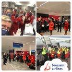 Image for the Tweet beginning: As Belgium's home carrier, we