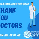Image for the Tweet beginning: On #NationalDoctorsDay, now more than