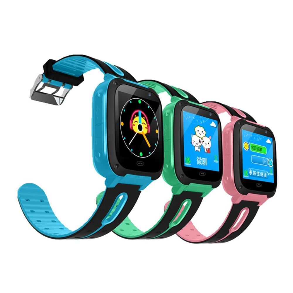 Children's Waterproof GPS Smart Watch #electronic #electronics