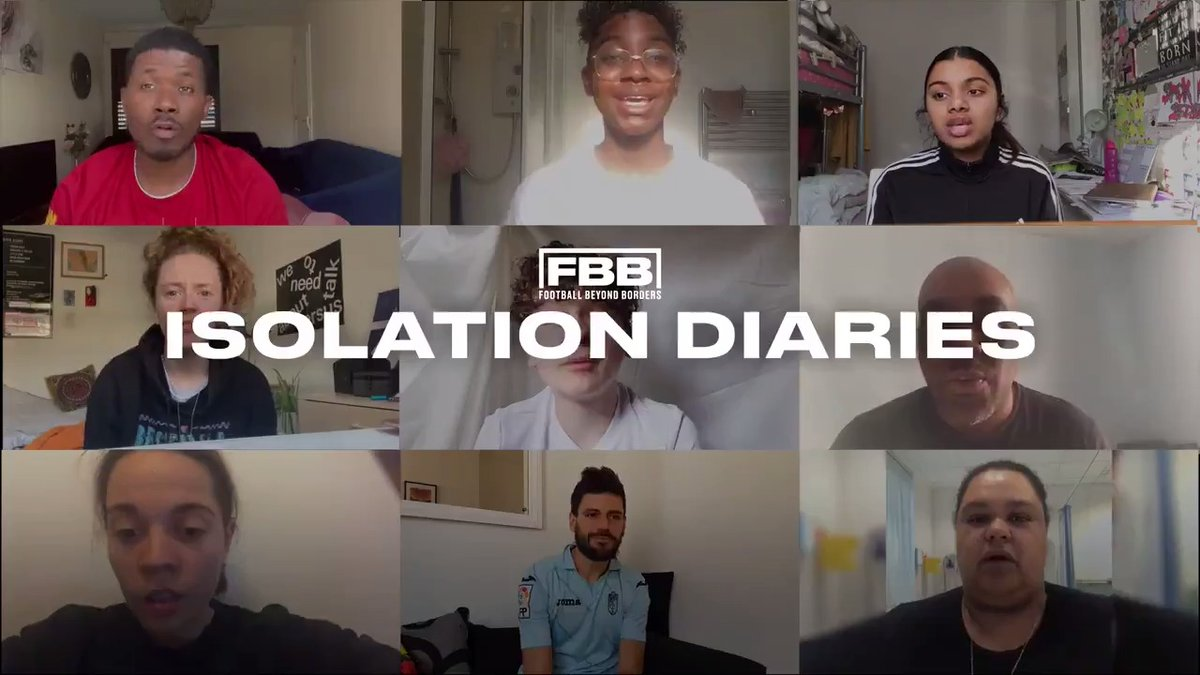 Isolation is an unprecedented experience for us all.   For this unique weekly series, we'll highlight the stories of 10 members of the FBB family, a mix of young people, parents, teachers & practitioners.  No story is the same & all emotions are valid.   Join us on the journey 👇 https://t.co/7pc1JN9Azi