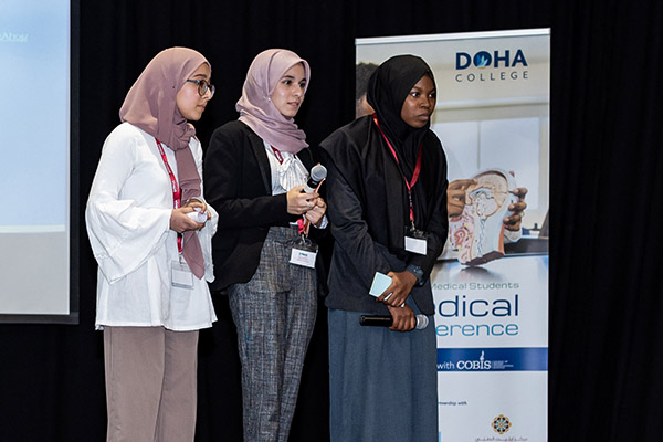 Seventh edition of @DohaCollege's #MedicalConference more popular than ever | #Qatar http://www.qatarisbooming.com/article/seventh-edition-doha-college%E2%80%99s-medical-conference-more-popular-ever …pic.twitter.com/TpXmagGmM4