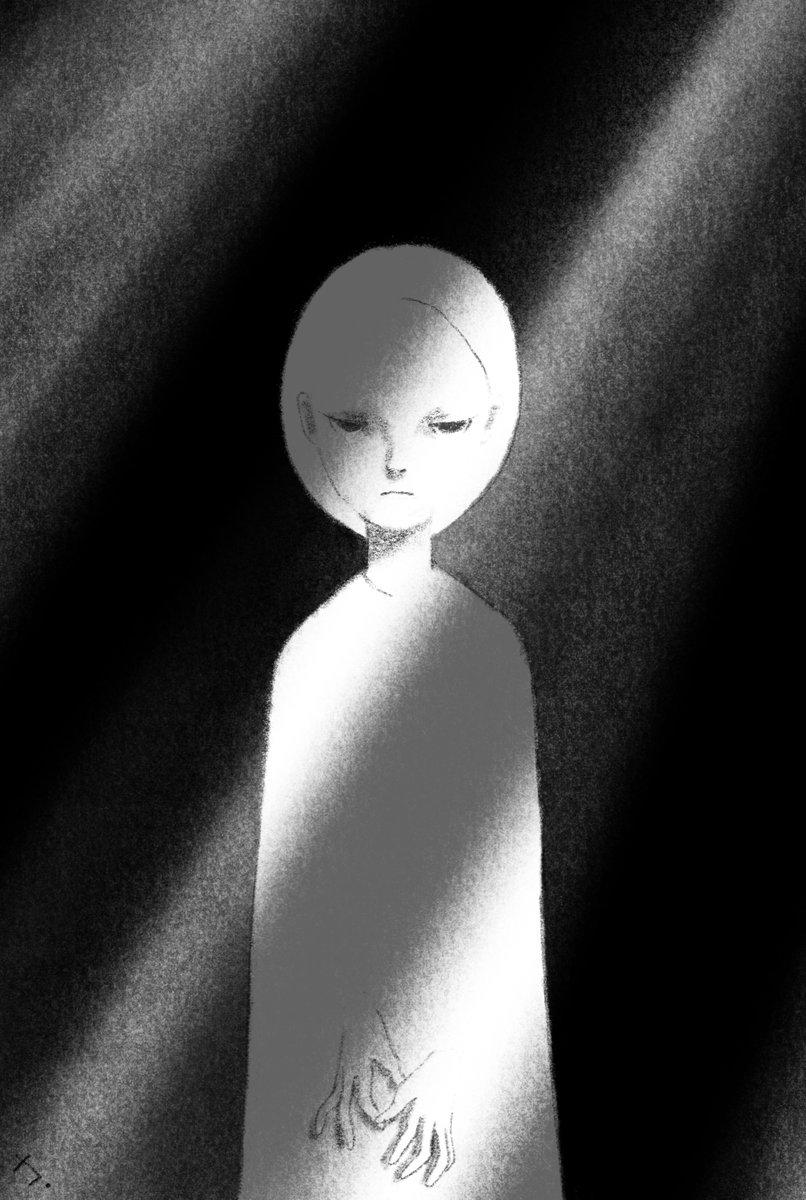 #illustration  #1日1絵 #イラスト slit pic.twitter.com/0gneXkF9Lj