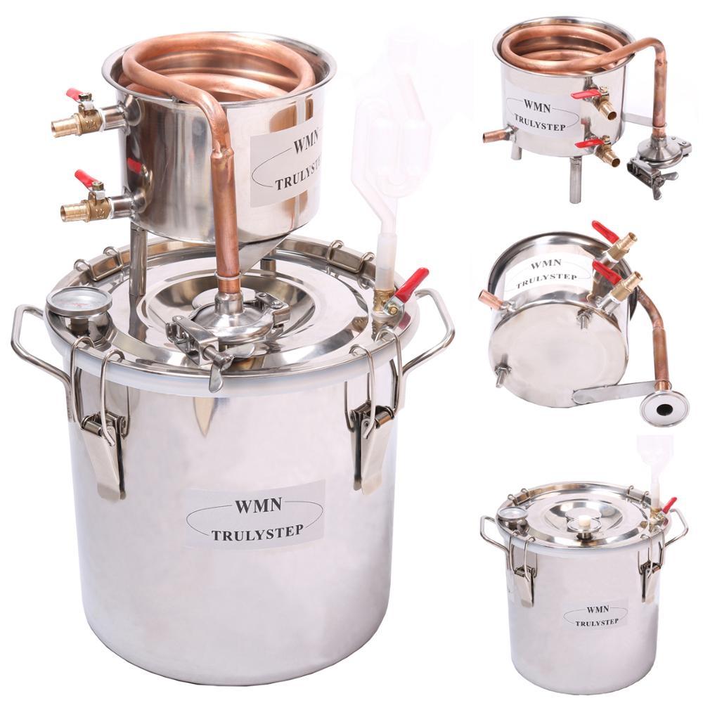 #beautiful #instalike 10L~100 Litres New DIY Home Brew Distiller - Brewing Kit
