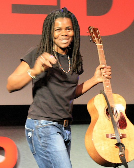 Happy Birthday Tracy Chapman God bless you