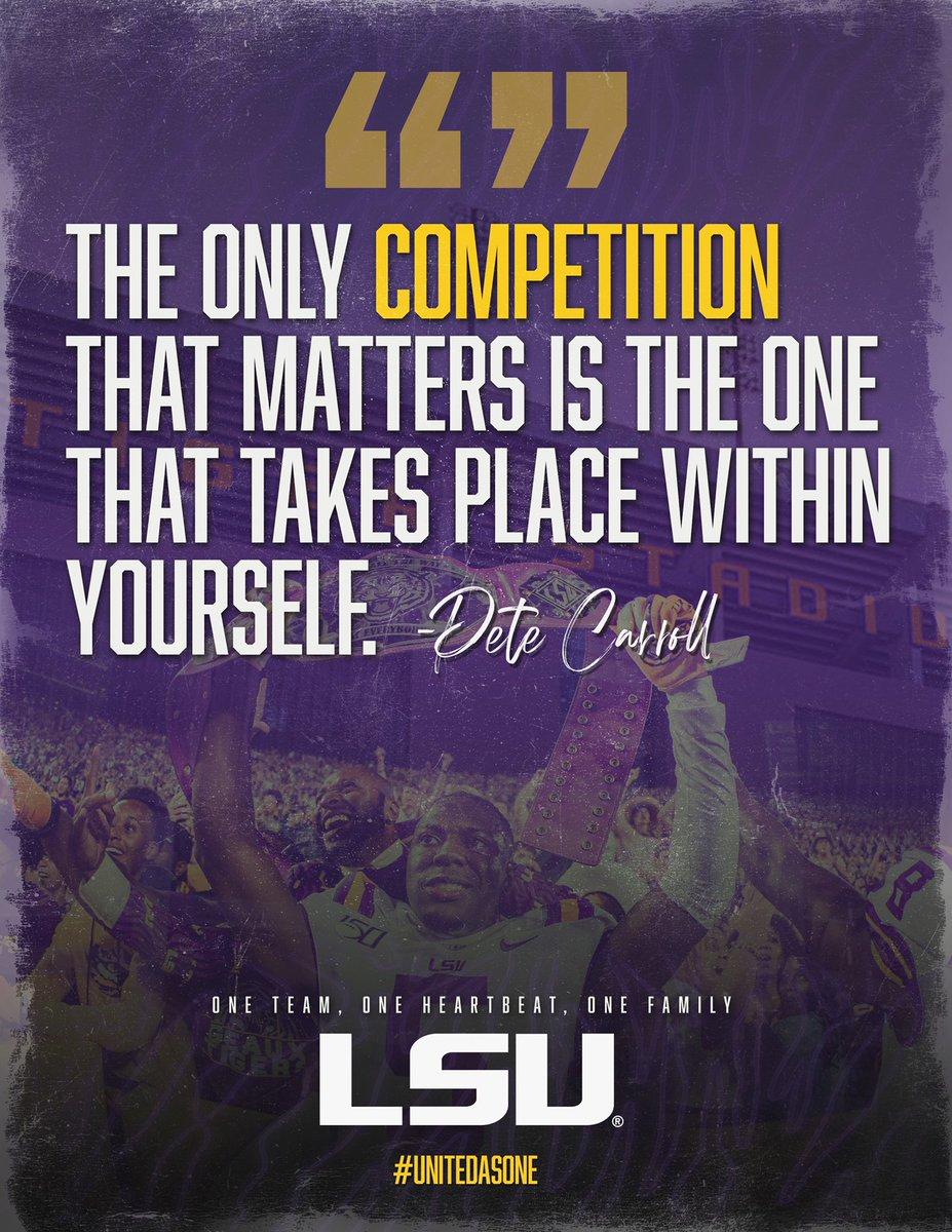 @LSUFBrecruiting's photo on #MotivationalMonday
