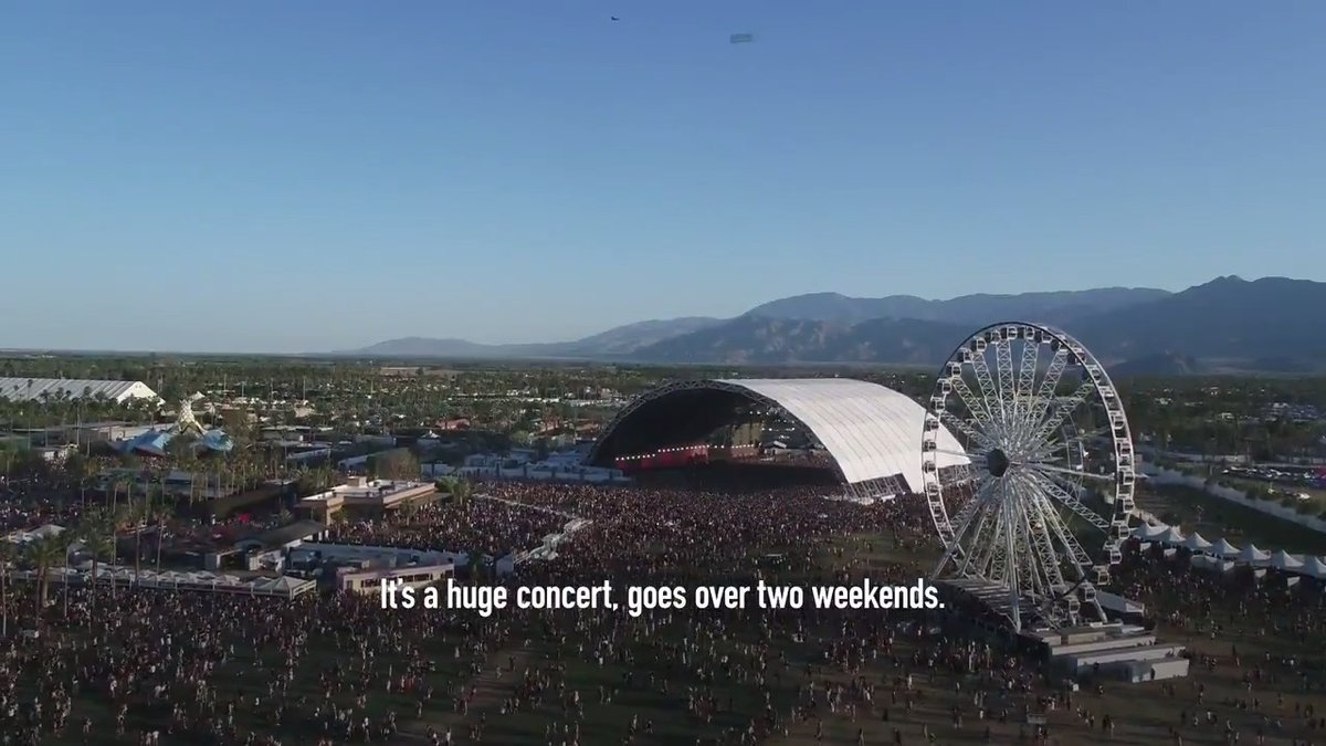 Image for the Tweet beginning: While you #StayHome, #Couchella with