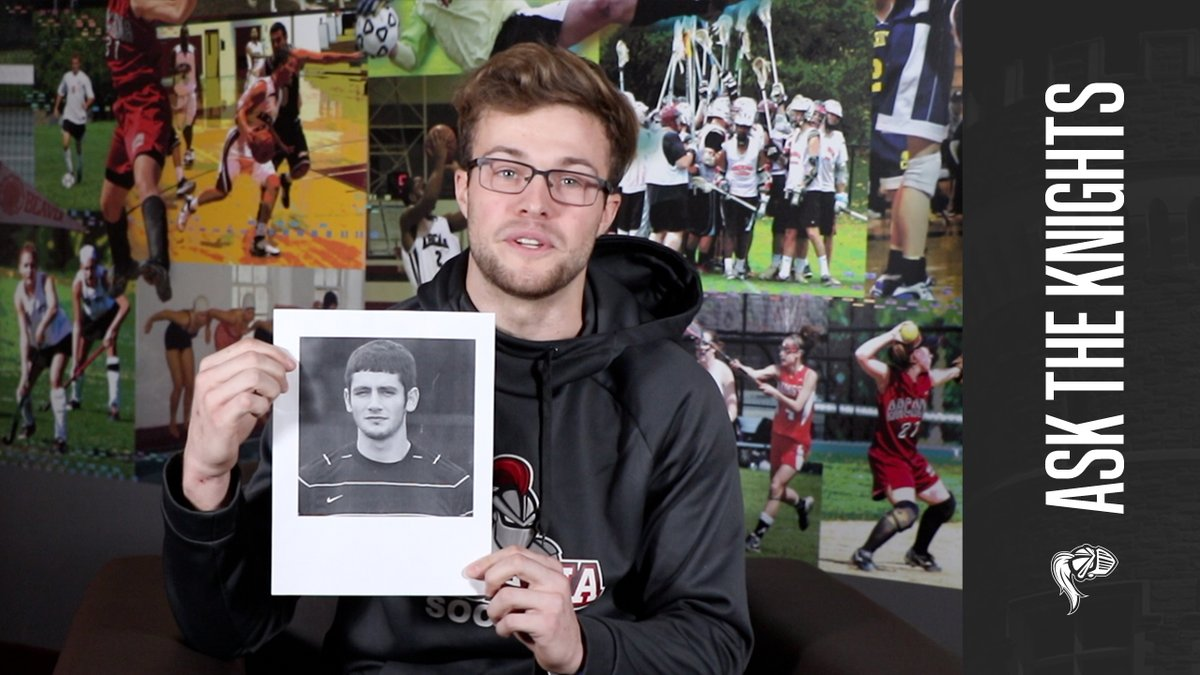 Ask The Knights: @Arcadia_MSOC reacts to Coach Clementi's 2010 athlete headshot #GoKnights  https://t.co/rEXYHUOUO1 https://t.co/YmQb3AFNoO