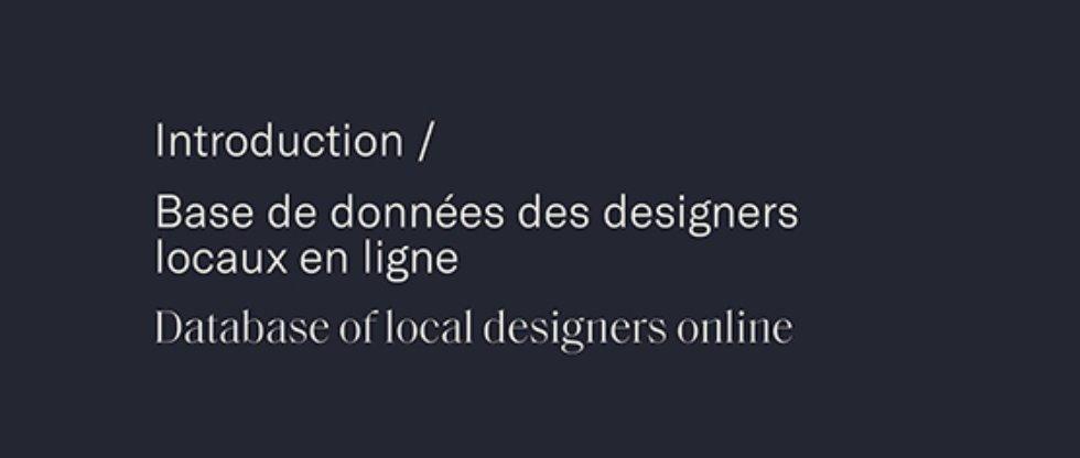 Soutenons nos designers locaux! Cette initiative du  @soukMTL donne aux acheteurs un accès privilégié à leurs designers préférés pendant cette période de distanciation sociale : https://t.co/WpuvZ1oLie https://t.co/76HsLeAQlL