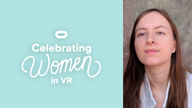 Visit the Oculus Blog for our Q&A with Oculus Launch Pad scholarship recipient, Oculus Start program member, Synesthetic Echo Co-Founder, and @BizarreBarber dev @marmishurenko //