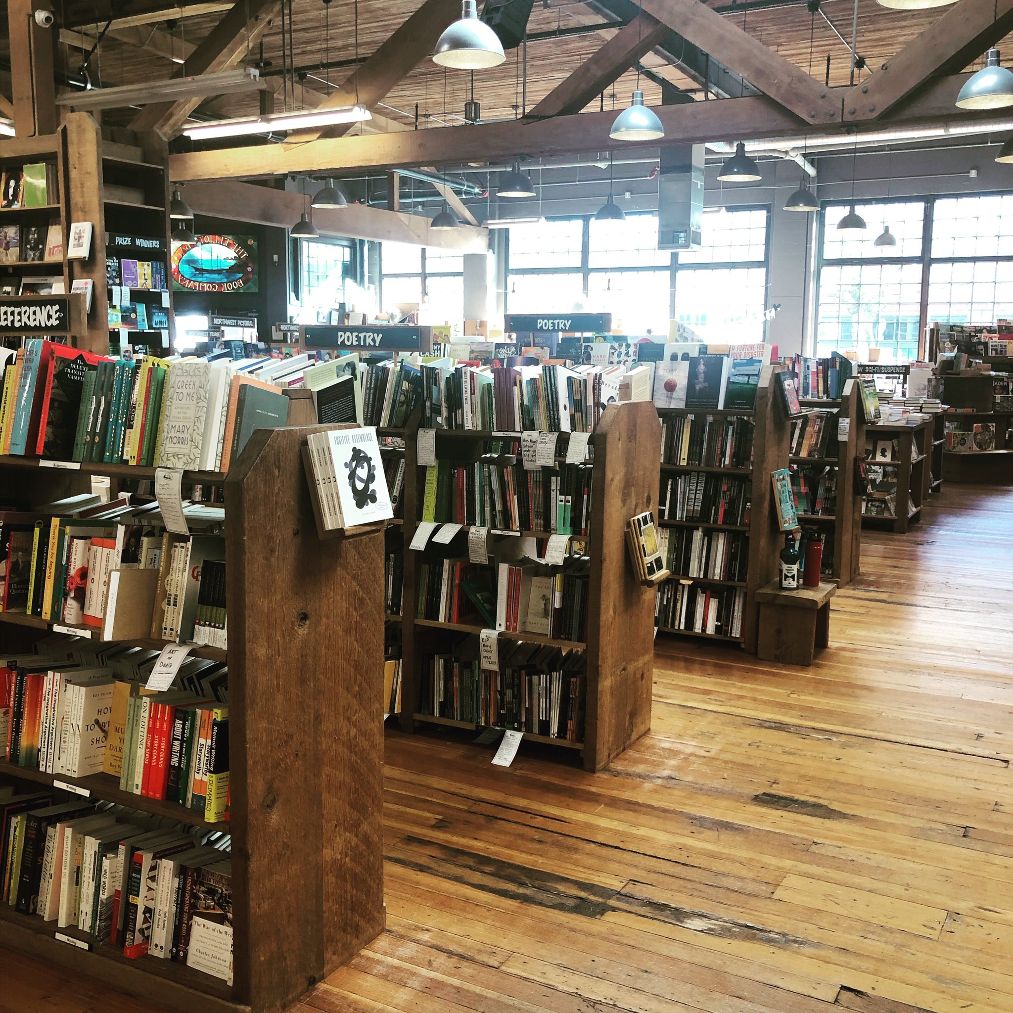 Elliott Bay Book Co On Twitter Update While Our Sales Floor Is