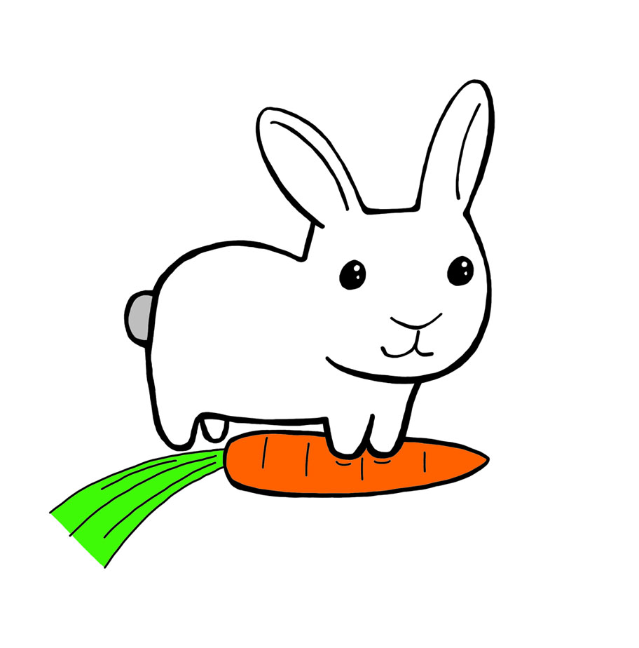 Easter is coming!! #Easter2020 #easterfriday #eastereggs #EasterEgg #Easter #EasterHolidays #animal #rabbit #rabbits #illustration