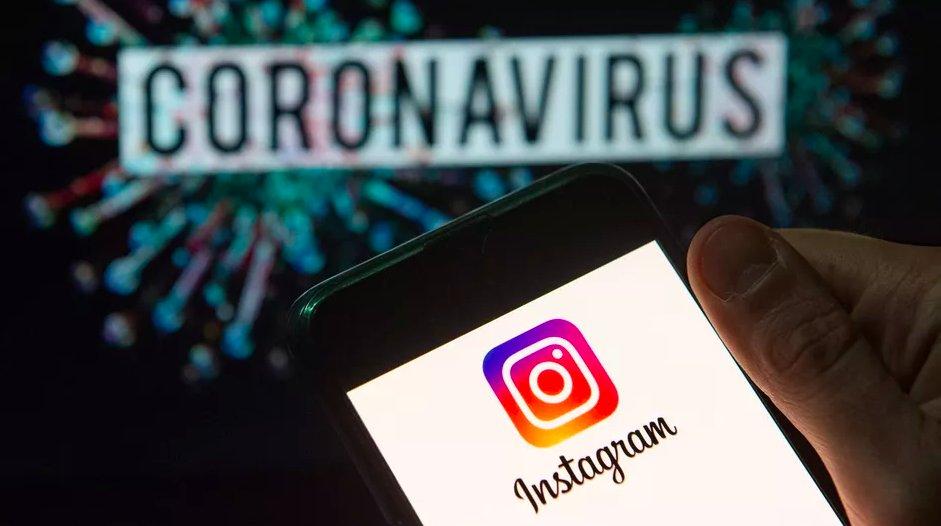 Instagram meme account with 14 million followers banned for coronavirus