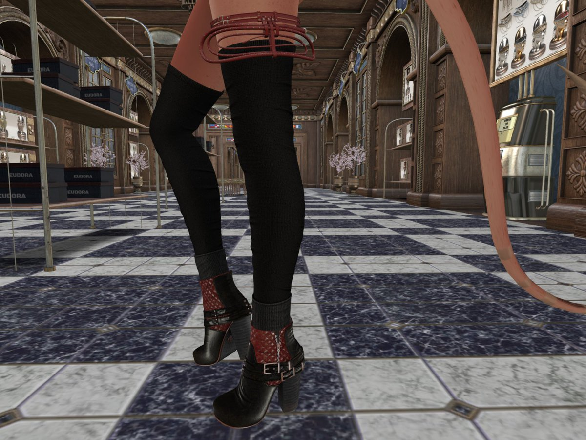 New whip and boots, it had to be done! #Eudora3d #Sale #SecondLifepic.twitter.com/u0lNwrJHYP