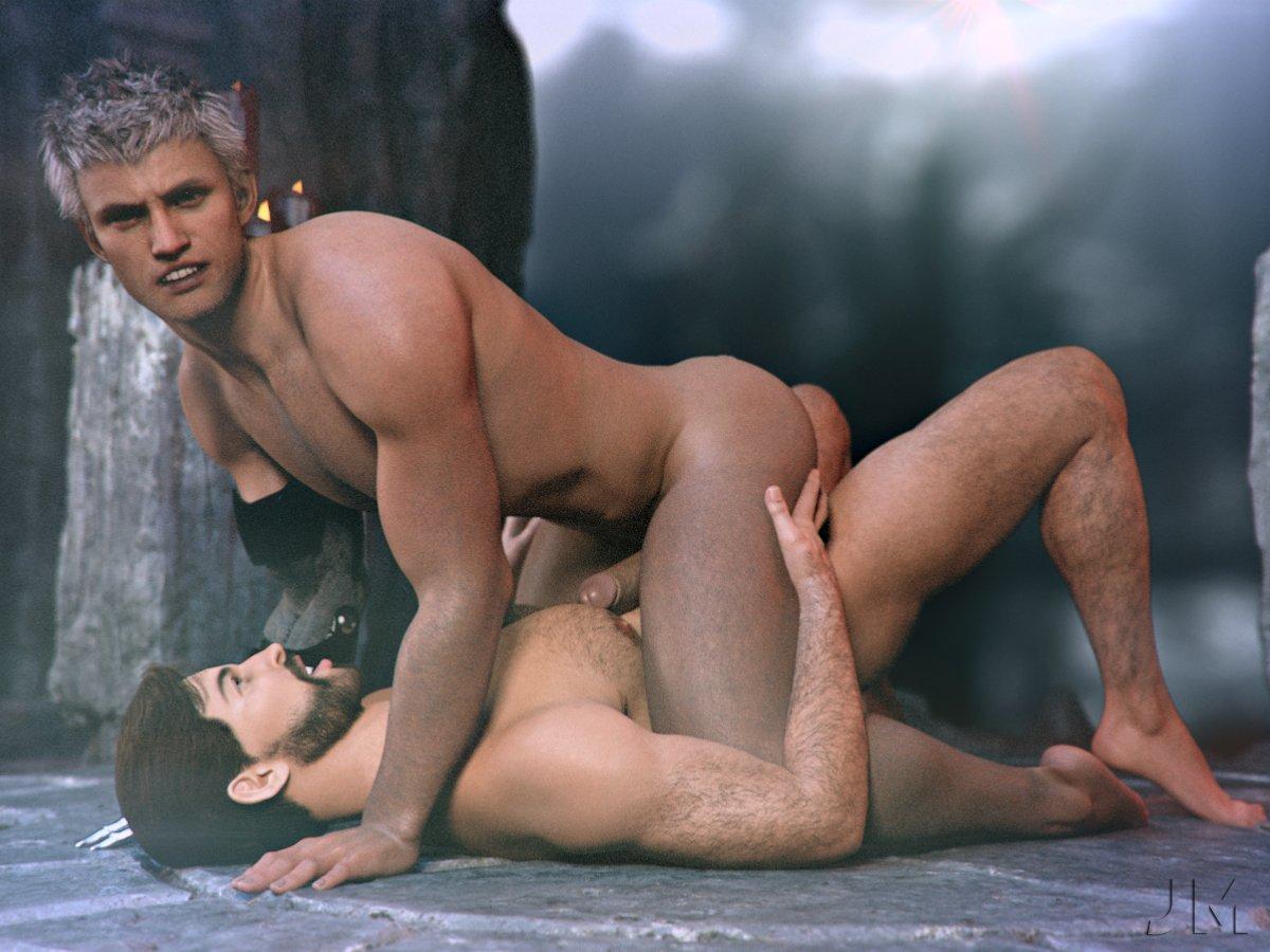Hung guy erotic gay porn stories, cum in her