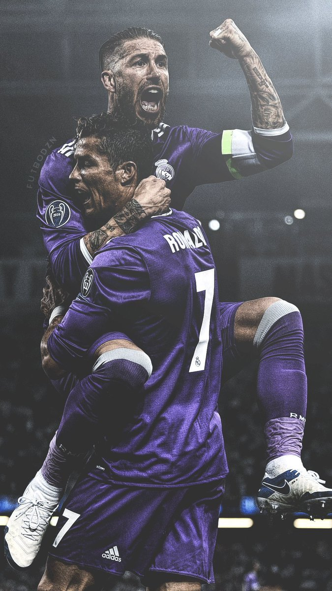 One of the greatest defenders of all time.  Happy Birthday to Cristiano\s former teammate,   SERGIO RAMOS!