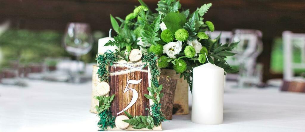 Budget Friendly Wedding Trend: 39 Greenery Wedding Decor Ideas by  #wedding