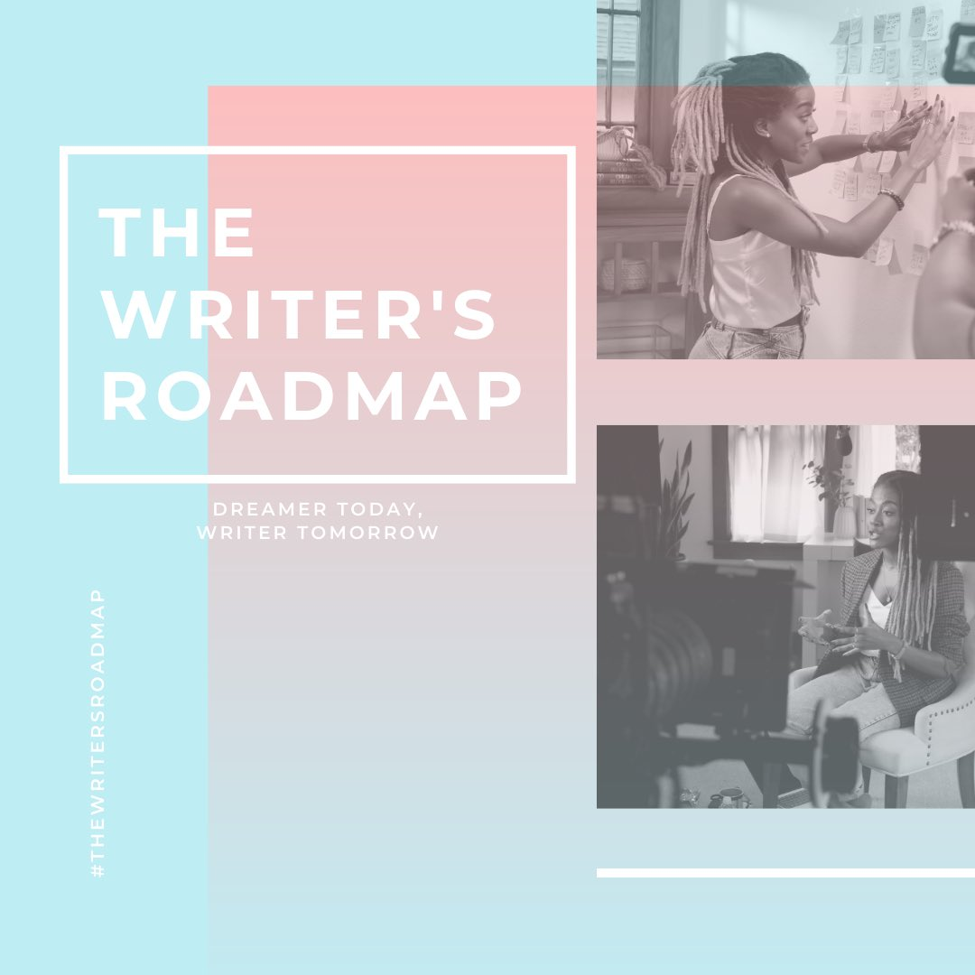 the challenge is officially over, but this isn't the end for @thewritersroadmap!  i've been working on an online masterclass where i could share EVERYTHING that's helped me write & publish my NYT bestsellers & i'm excited to announce that it's finally here 🙌🏿 https://t.co/1ToyvNOpqp