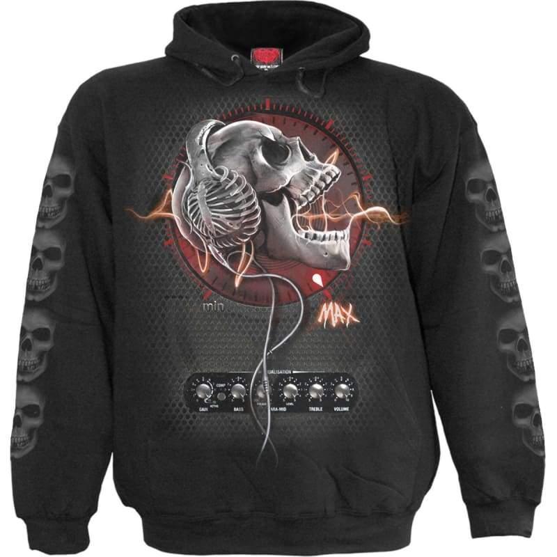 NEVER TOO LOUD - Hoody Black  $  66.99.   https://pooo.st/ZKaoU  #jacket #coat pic.twitter.com/Ciffd9VtGb