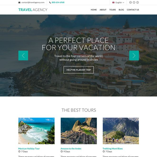 best tour and travel responsive website design  #travel #Travelers #traveling #Tours #tour #Tourist #Tourism #tourpackage #travelphotography #Traveller #TravelTheWorld