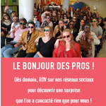 Image for the Tweet beginning: Dès demain, RDV sur nos