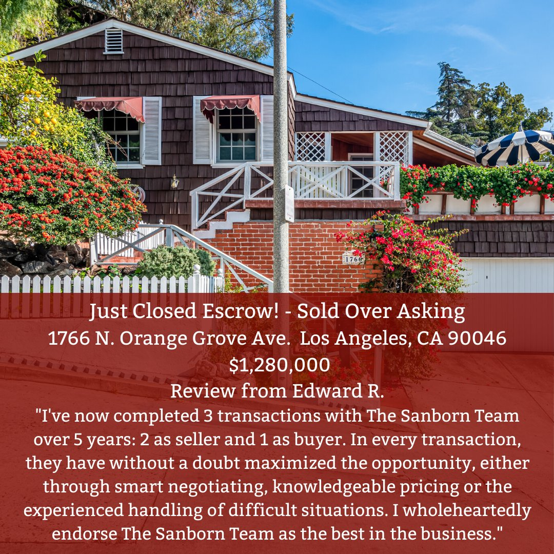 Read our #weeklyupdate  for information about our #realestate  listings #SoCal  #ContactUs  for more information.  https://bhhsmarketingresource.com/p/65faa273ea5c13d712cbb599bf5c3a1c/7523563  …  - Nancy Sanborn | DRE# 00771096 | Berkshire Hathaway HomeServices California Properties