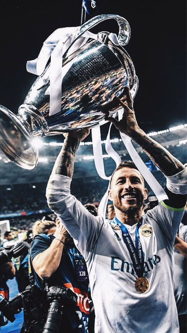 Happy birthday to the greatest defender of all time, Sergio Ramos