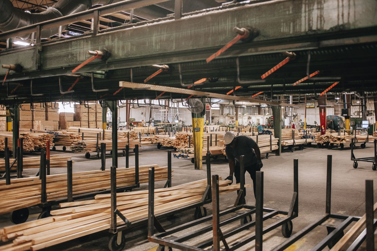Breaking News: Virus survey results are in - Woodworking industry faces major impacts but is still optimistic  #woodworking #manufacturing #covid19 #coronavirus #business #management #woodwork #wood #woodshop