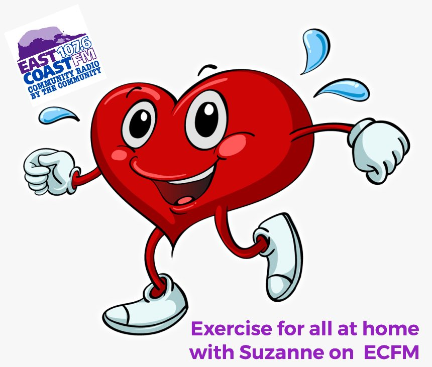test Twitter Media - ECFM is starting a home 🏠 fitness class on air. This will be for all including new mothers, mothers to be, housebound, senior citizens, in fact anyone can do it. Join Ian Robertson this Friday at 10:30AM, and Suzanne (on the other end of the phone 📞 ) in keeping fit in lockdown https://t.co/cXAkEnfdEA