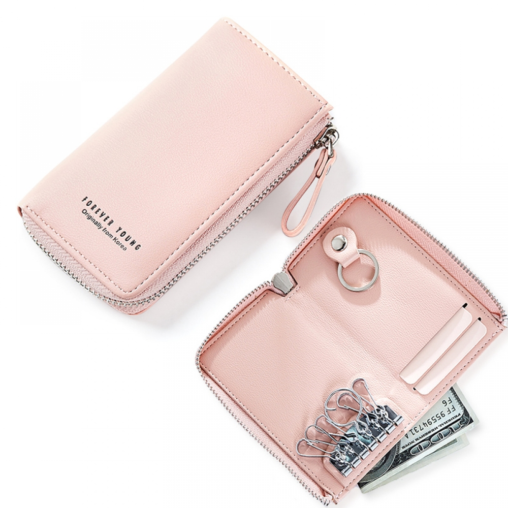 #cool #cyberpunk #cute Women's Pastel Color Key Wallet