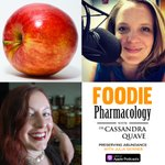 New on #FoodiePharmacology!   EPISODE 39. Preserving Abundance with Julia Skinner  Want to learn more on how to make the most of your fruit & veggie scraps? Listen to this #podcast: https://t.co/Q5aYw0aioW  Plus #Foodie fans get a special discount for @rootkitchens online course!