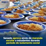 Image for the Tweet beginning: Os alunos de todo o