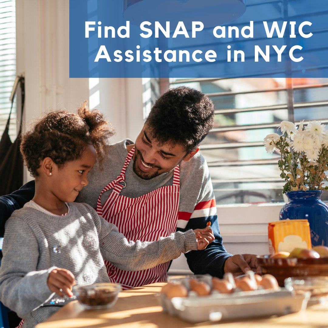 If you are in need of food assistance during the #covid19 outbreak in #NYC, you may be eligible for #SNAP or #WIC benefits. Contact us for more information.   Hunger Free NYC 646-865-0769