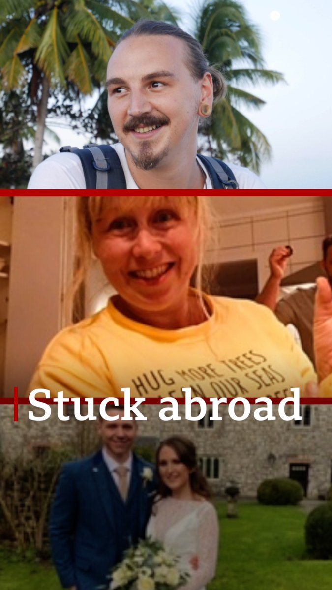 Stuck abroad: People share their stories about trying to get home bbc.in/2w573Sg