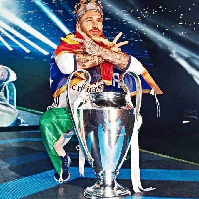 Happy birthday to the greatest defender of all time, Don Sergio Ramos