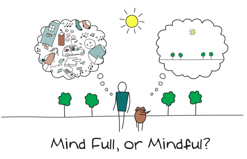 The foundation of happiness is mindfulness.  - Thich Nhat Hanh https://t.co/K6oMehXKEP