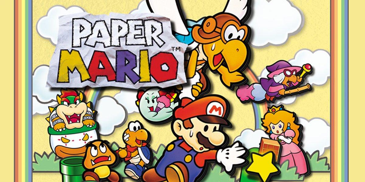 De acuerdo a rumores, viene en camino un nuevo #PaperMario y una remasterización de #MarioGalaxy para celebrar los 35 años del lanzamiento de #SuperMario. ¿Cuál juego te emociona más?pic.twitter.com/qPwP1ASOgA