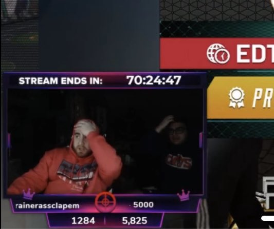 I'm speechless... You guys are the fuckin best... the BEST... I've never seen anything like that in my 5+ years on Twitch...  10 PM EST... SHAVING JAKES HAIR LIVE ON STREAM... THEN #LosArt4   Don't miss it. <br>http://pic.twitter.com/uFHTGNBK6e