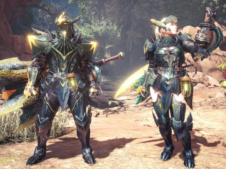 Monster Hunter On Twitter Raging Brachydios Armor Made For