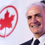 Image for the Tweet beginning: Air Canada to reduce workforce