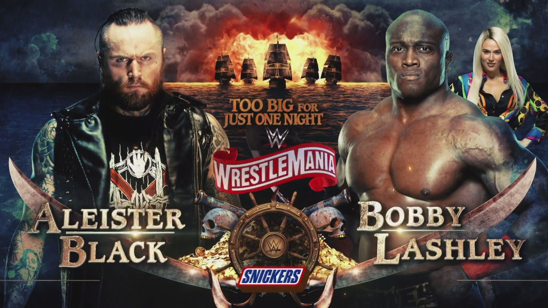 WWE Wrestlemania 36 Full Match Card, Preview & Predictions 15