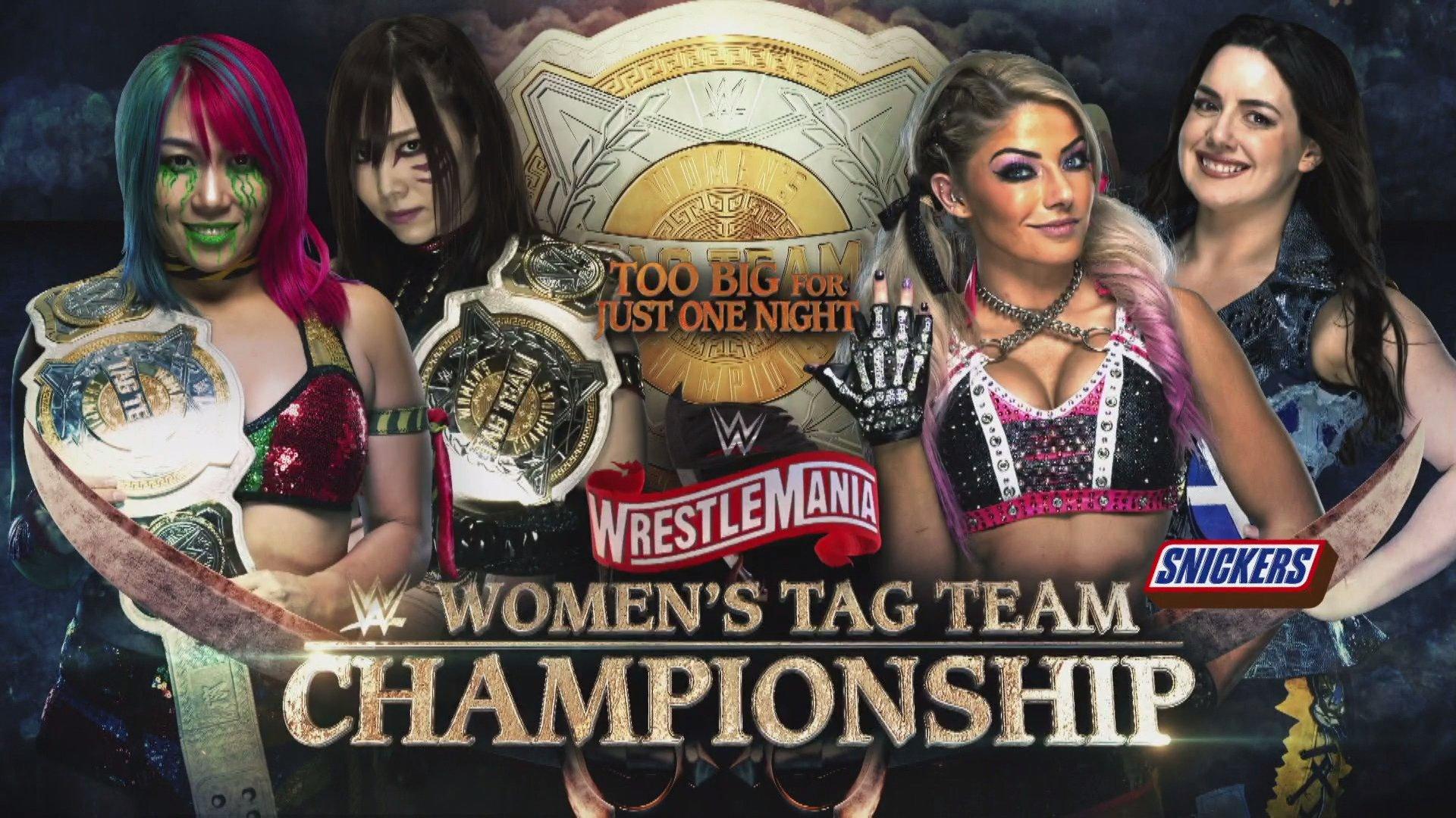 Spoiler: WWE Plans Huge Title Change At Wrestlemania 36 1