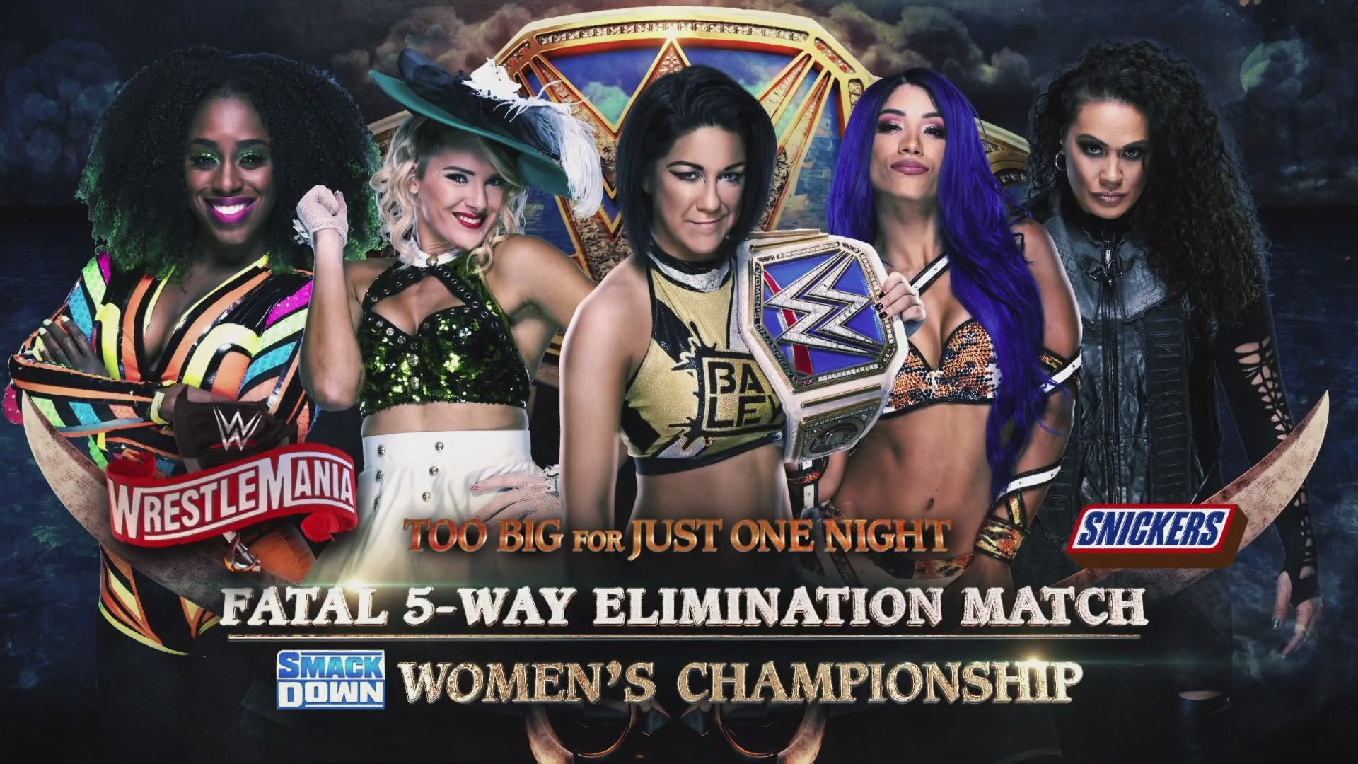 Will WWE Crown A New Women's Champion At Wrestlemania 36? 1