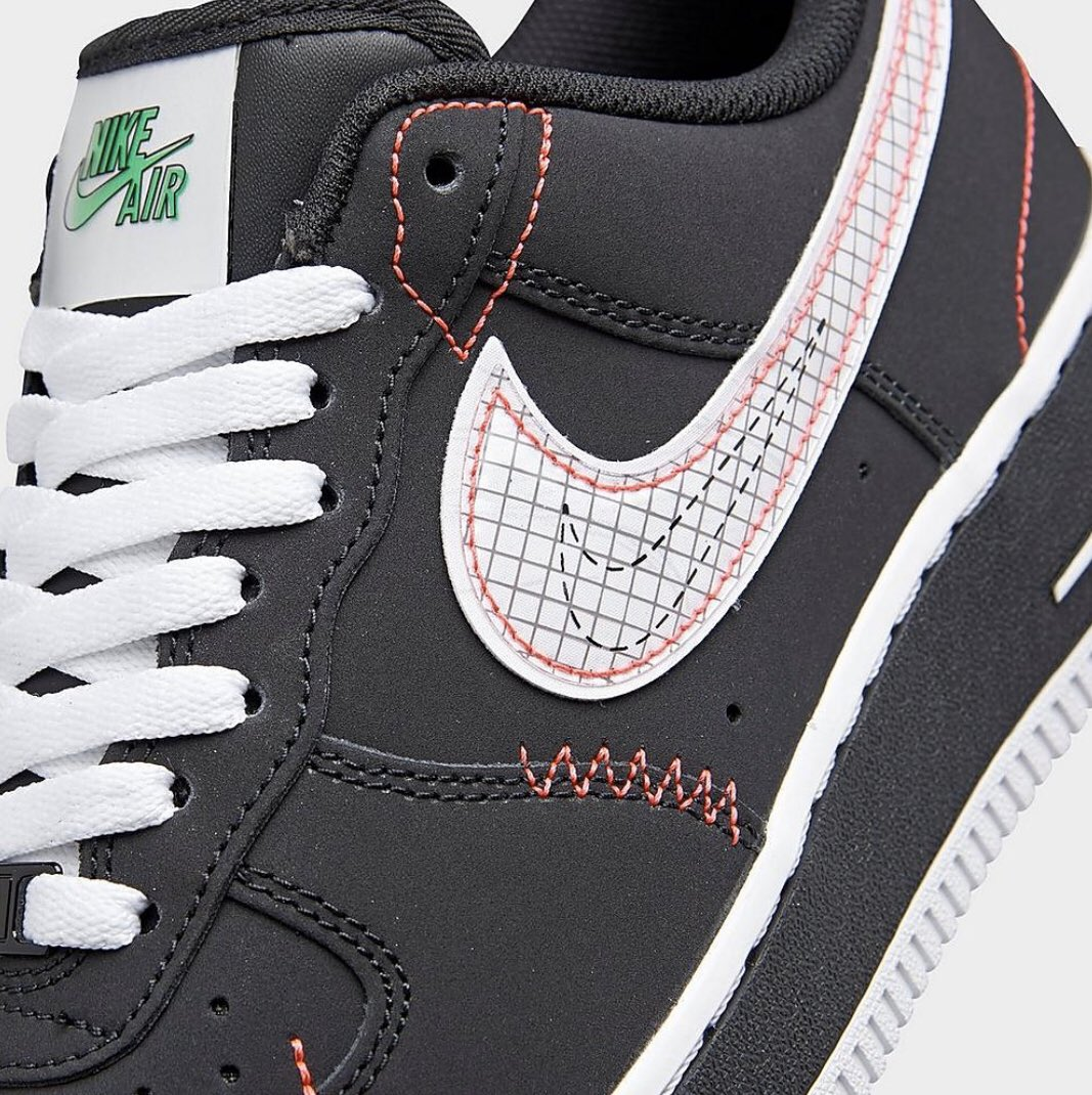 Nike Air Force 1 '07 LV8 BlackBright