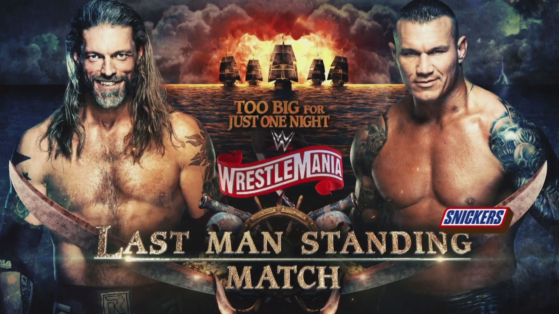 WWE Wrestlemania 36 Full Match Card, Preview & Predictions 10