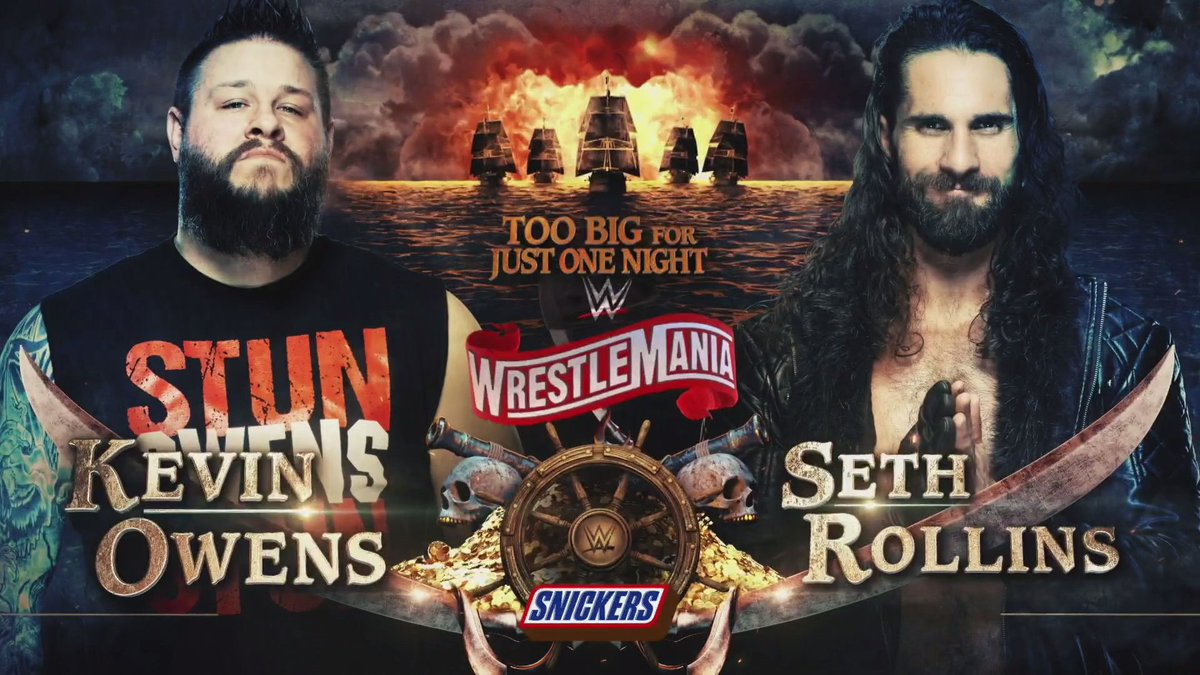 """Seth Rollins Says WWE Will """"Recollect And See Where To Go"""" After WrestleMania"""