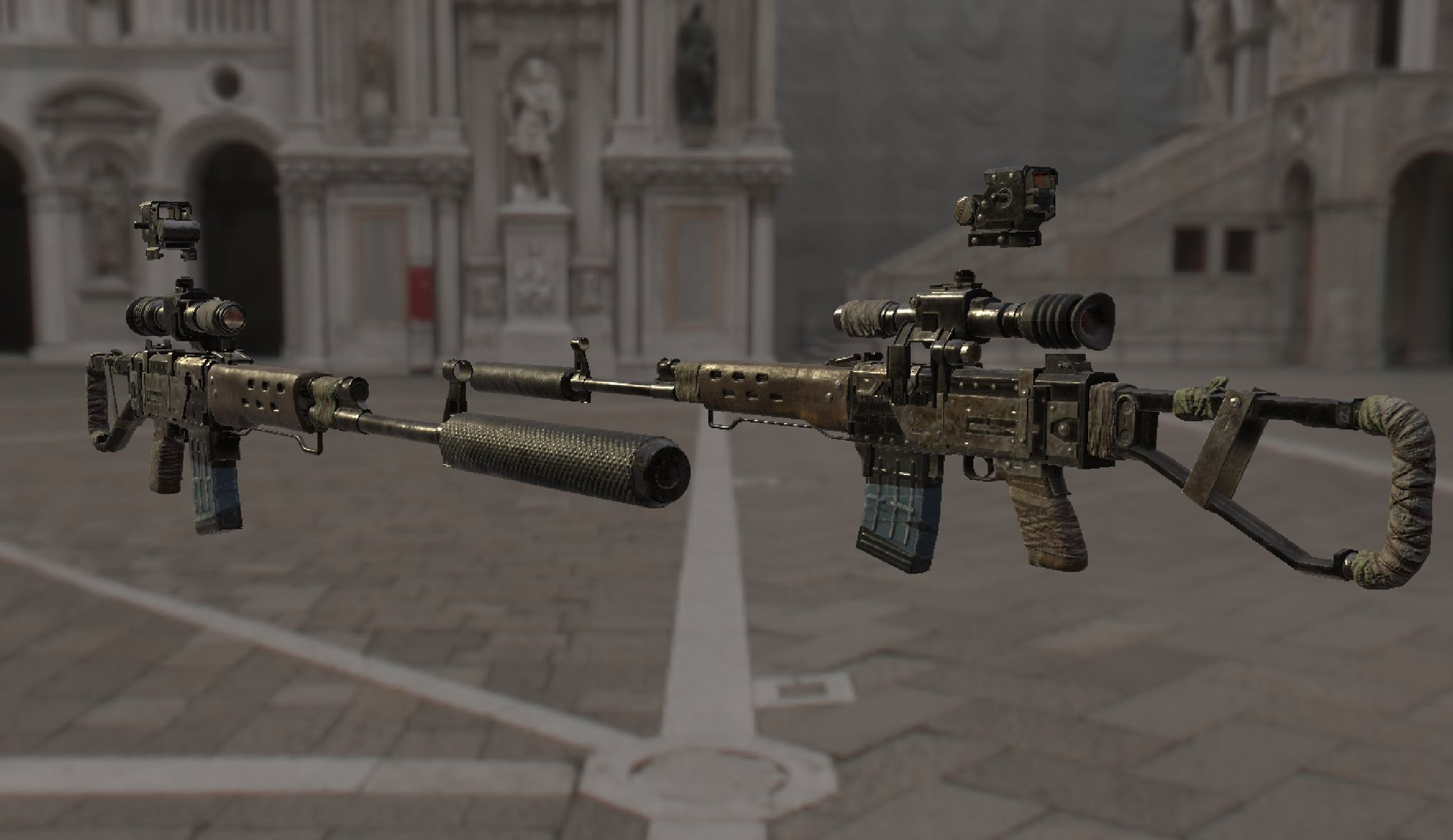 7 Days To Die Official On Twitter Here Is The New Top Tier Sniper Rifle Coming To Alpha 19 7daystodie