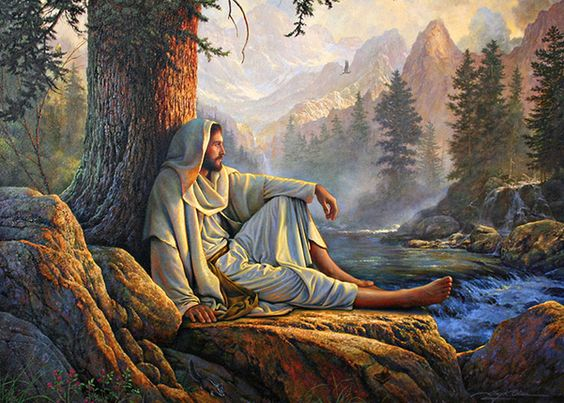 """Awesome Wonder"" by Greg Olsen"