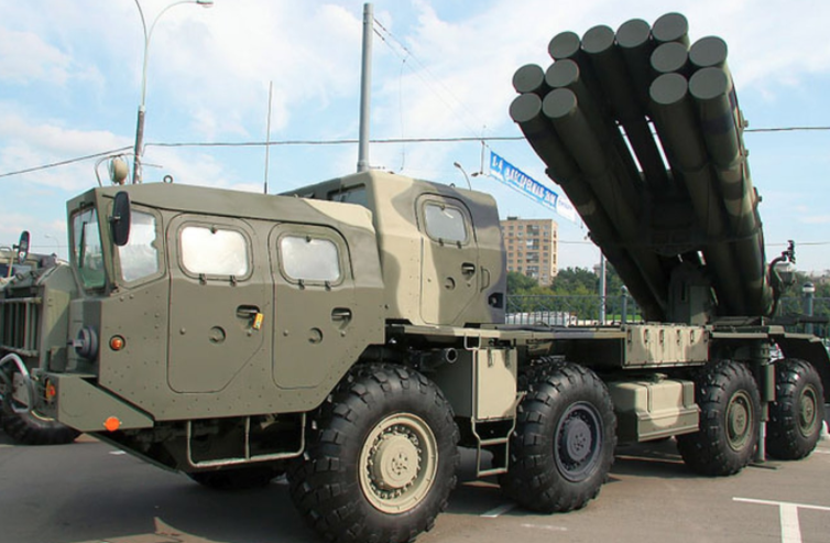 The #Russian MOD reported on 30 March that the #Baltic Fleet had received new Smerch multiple launch rocket systems. Read more on #ShephardNews http://ow.ly/PiEz50z02OLpic.twitter.com/ONZkgg6vqb