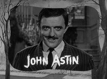 Happy 90th Birthday to John Astin, the original Gomez Addams!!